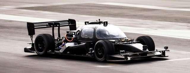Roborace: как роботы внедряются в гонки