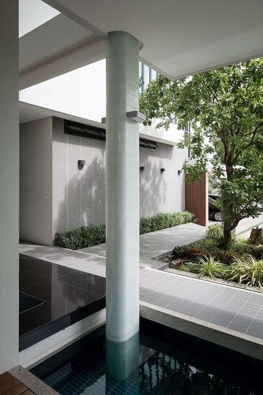 Современная резиденция в Таиланде