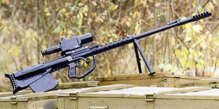 Таинственная тульская крупнокалиберная снайперка ВМ-2000