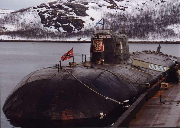 Гибель -Курска- глазами профессионального подводника
