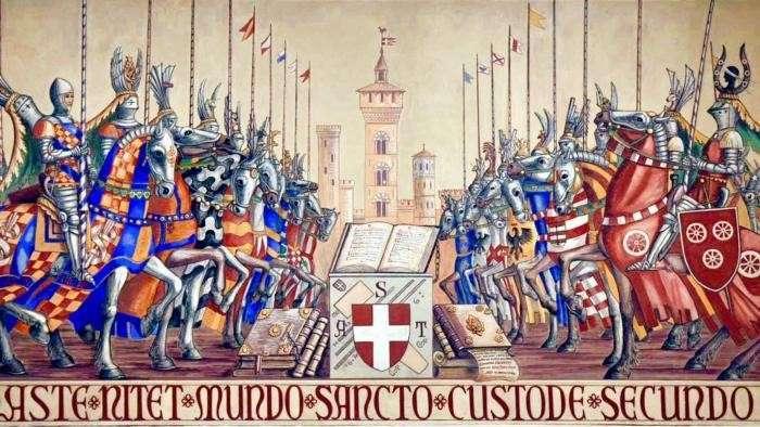 Кровавая свадьба Буондельмонте, Флоренция, XII–XIII вв