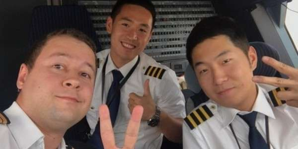 Российский пилот о работе на иностранную компанию и не только