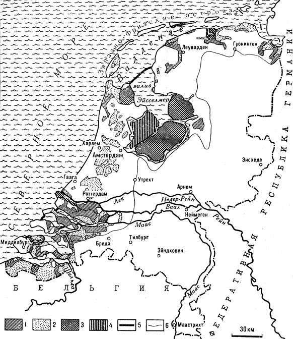 Как голландцы отвоевали у моря свою страну