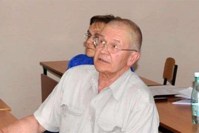 За что сидит в колонии самый пожилой -госизменник- в России. Неизвестные подробности
