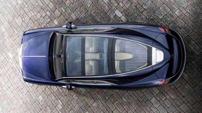 Как выглядит новый и самый дорогой в мире Rolls-Royce