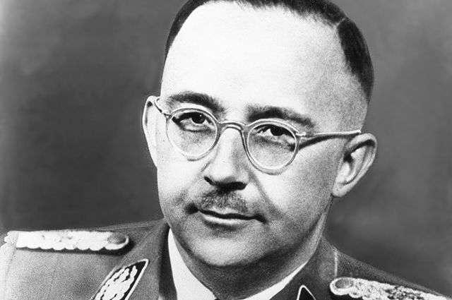 -Отлично перекусил в Бухенвальде-. Что скрывали дневники Генриха Гиммлера?