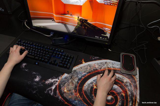 Стоит ли переплачивать за геймерские клавиатуры, мыши и коврики? Разбираемся с киберспортсменами