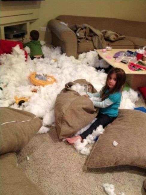 Доказательства того, что дети - это весело