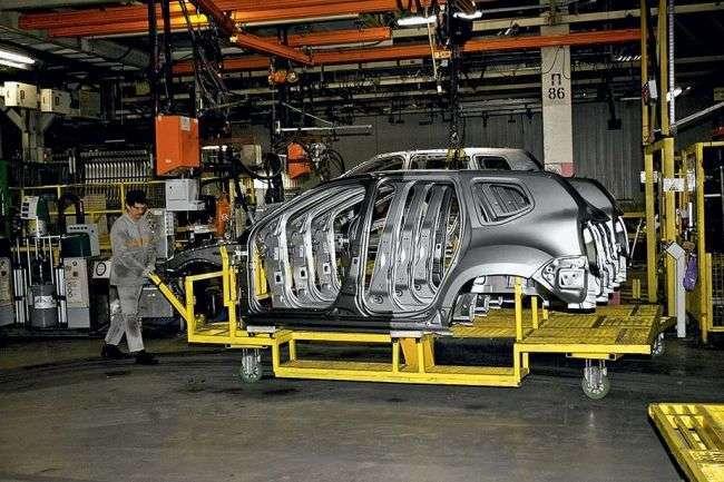 Своими глазами: российский завод Renault