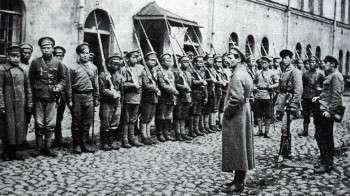 Китайские штыки русской революции