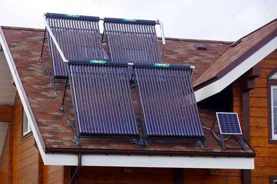 Что такое солнечный коллектор и как он работает