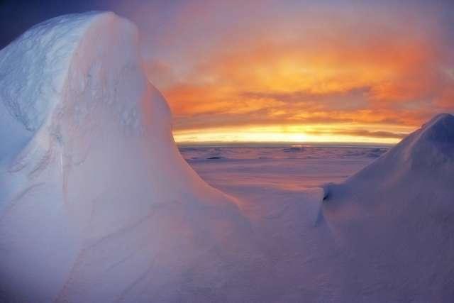 Когда начнётся раздел Антарктиды?