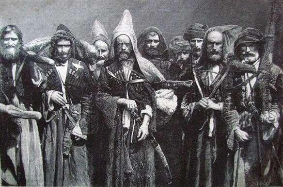 Убыхи: что произошло с самыми воинственными горцами Кавказа