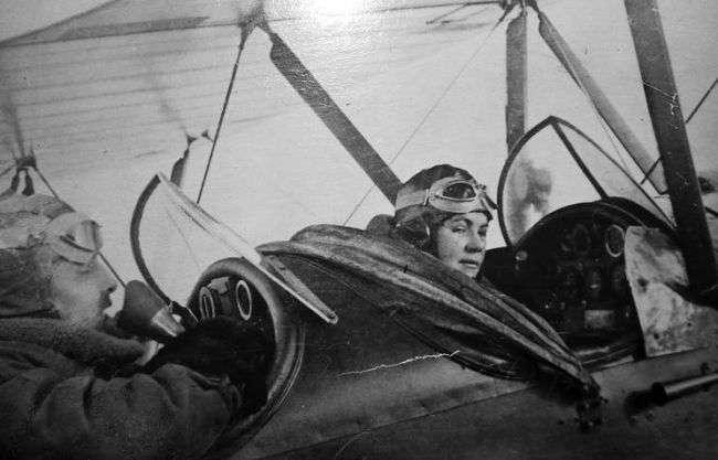 Рискованный полет: как русская летчица спасла норвежских партизан