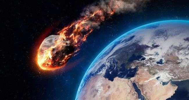 Падение метеоритов на Землю: что ждет нас в ближайшем будущем