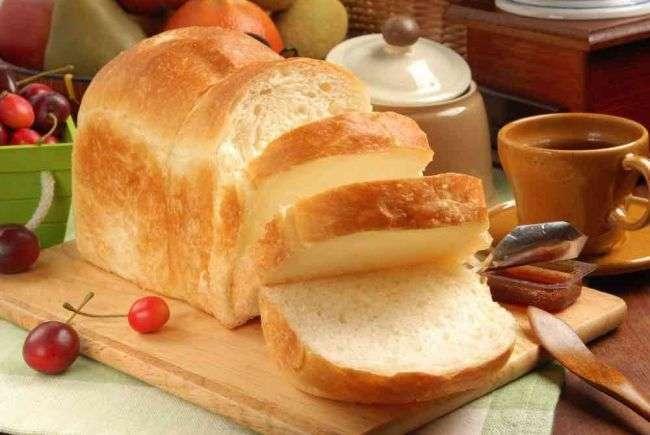 Ученые: Белый хлеб такой же полезный, как чёрный