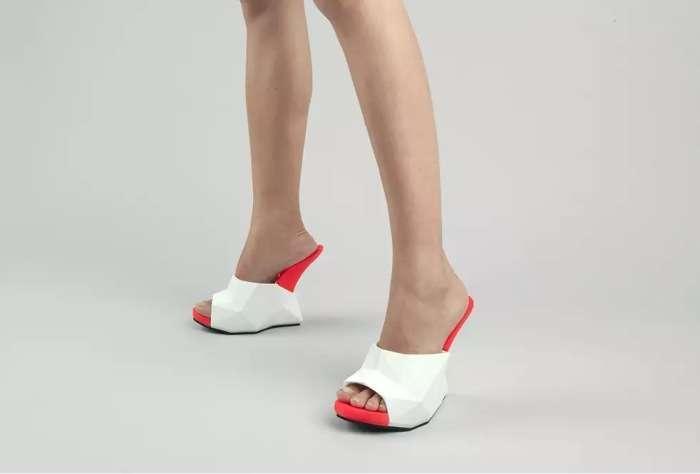 Шок! Как носить такую обувь?
