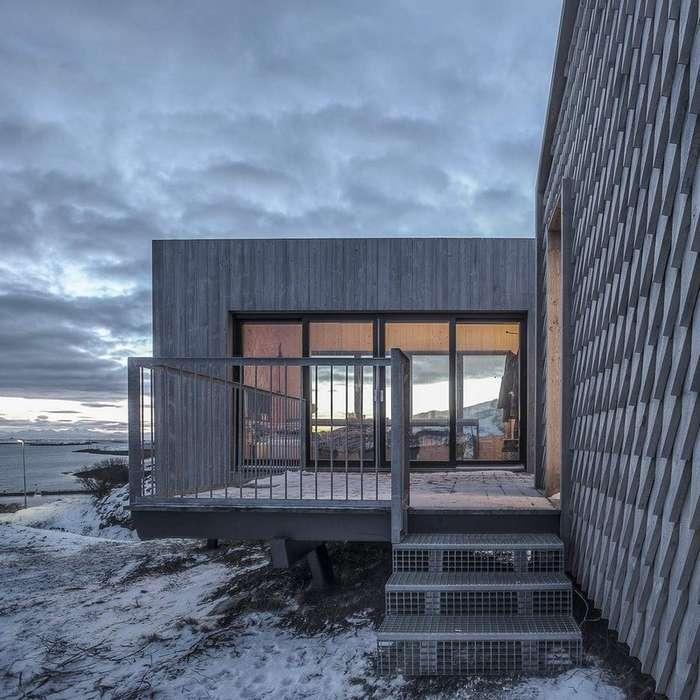 Уникальный комплекс в Норвегии для работы и отдыха