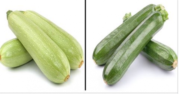 В чем разница между цукини и обычными кабачками? Раньше думала, что они отличаются только цветом