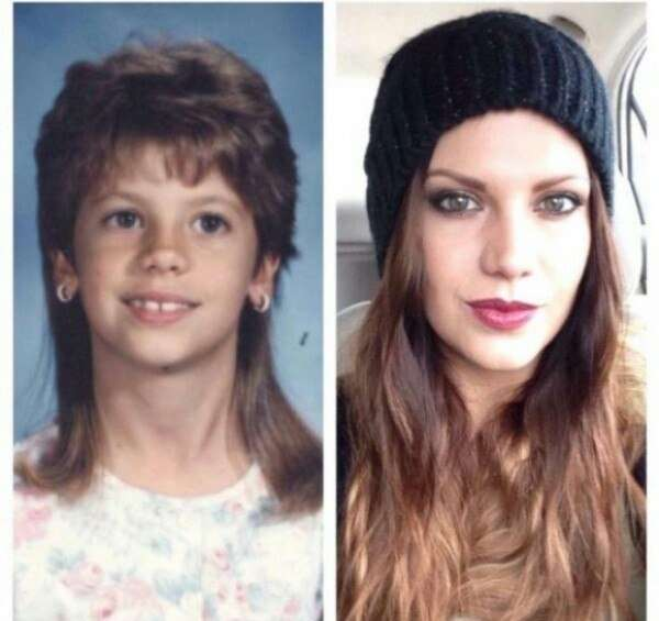 Годы идут, люди меняются.
