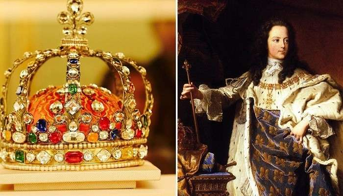 Бесценная корона Людовика XV: история самого красивого бриллианта в мире