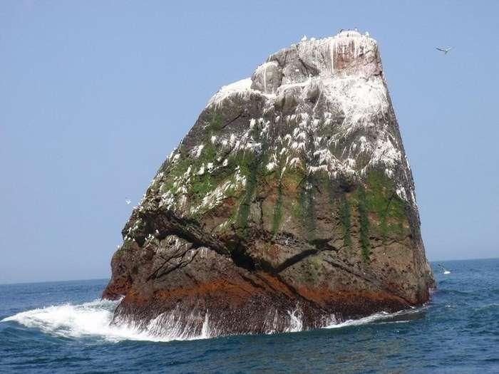 Роколл - -золотая скала-
