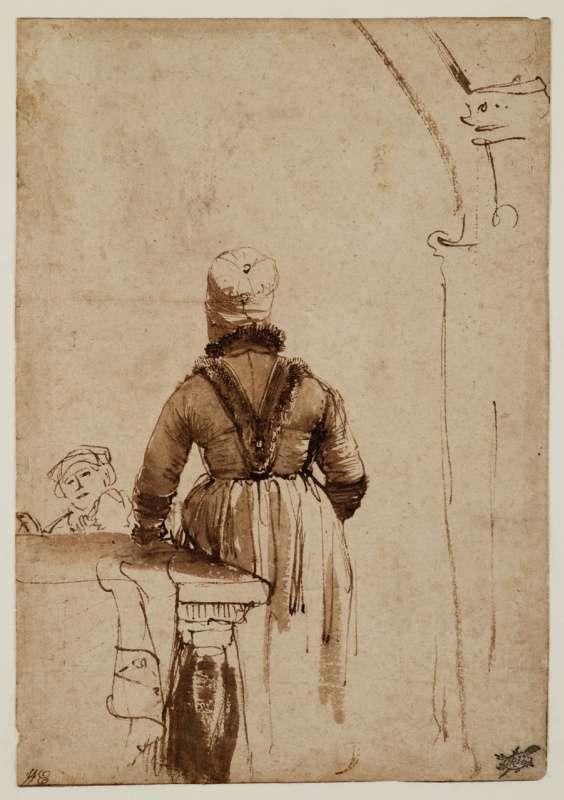 Три музы Рембрандта – Саския, Гертье, Хендрикье