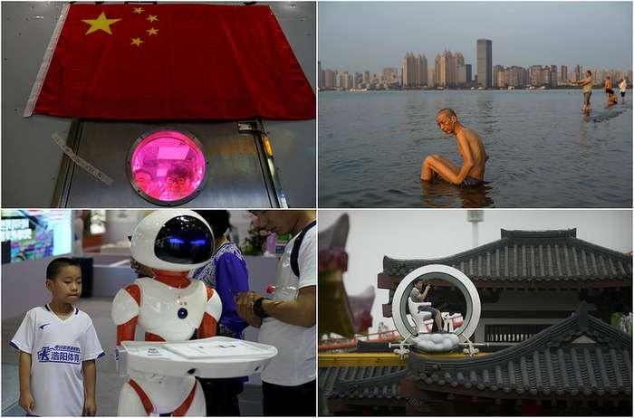 Интересные фото из Китая