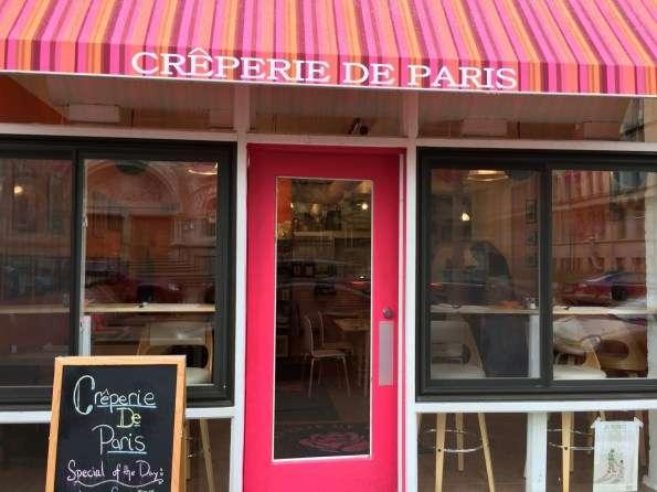 Вкусные французские блинчики: Cr&234;pe, Galette bretonne, Cr&234;pe Suzette, Matefaim