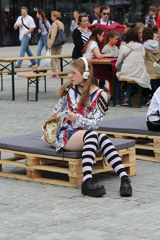 Японский праздник лета в Москве