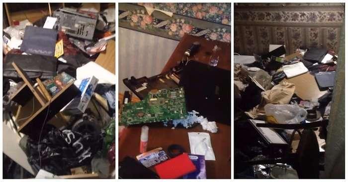 Парень 11 раз не ответил на звонок девушки и вот что произошло с его квартирой