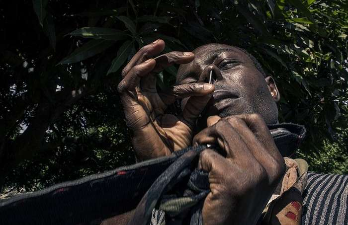 Месячный обряд инициации в Священном лесу Сенегала