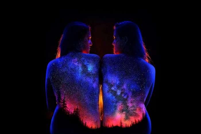 Творчество на телах