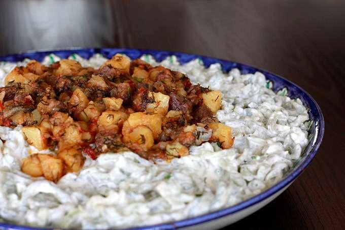 Шивит оши — домашний рецепт хорезмского блюда