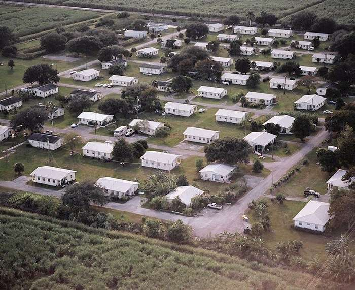 Деревня сексуальных преступников