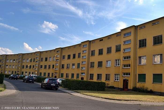Рундлинг – загадочный жилой квартал времён нацистской Германии в Лейпциге