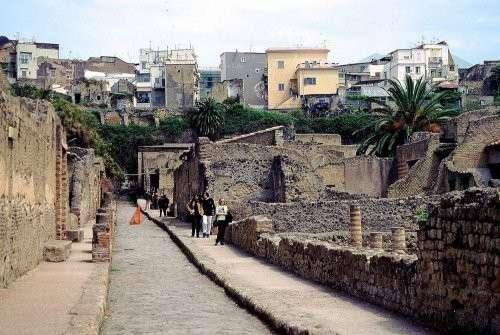 Геркуланум – малоизвестный сосед города Помпеи