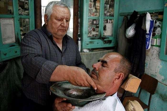 Традиционные мужские парикмахерские со всего мира