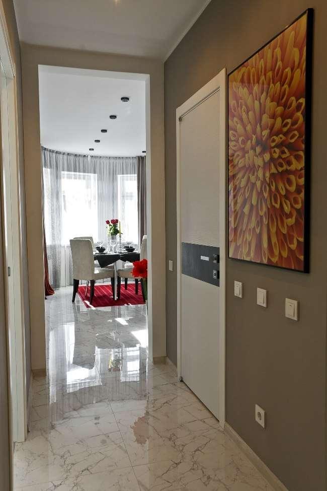 Современная стильная квартира