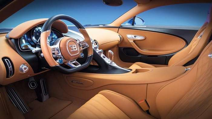 Джереми Кларксон о гиперкаре Bugatti Chiron