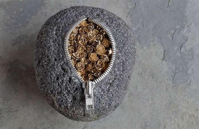 Таинственный камень