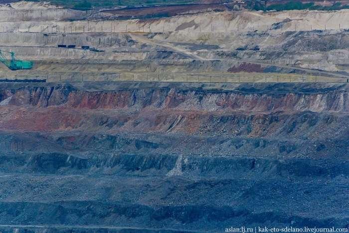 Как добывают железную руду и выплавляют сталь