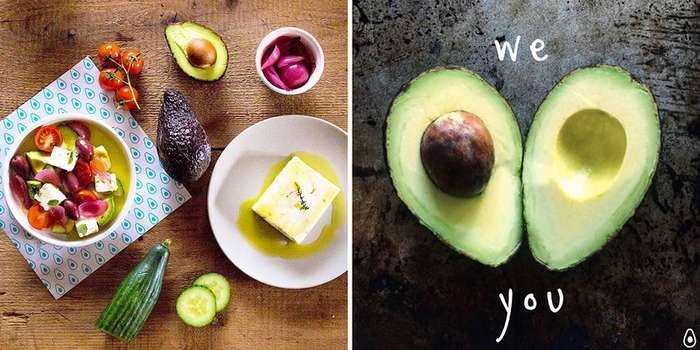 Бургер из авокадо? Невероятно, но факт!