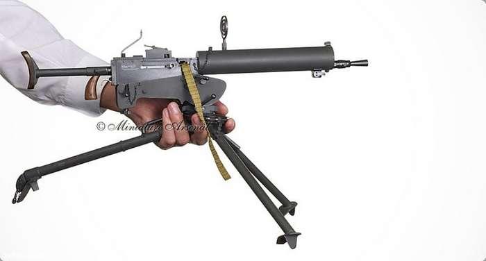 Миниатюрные модели оружия компании -Арсенал Миниатюр-