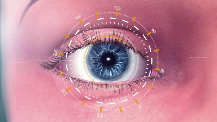 Дополненную реальность теперь можно имплантировать прямо в глаза