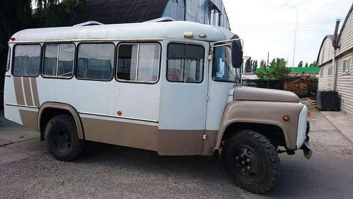Новый советский автобус КАвЗ-685М