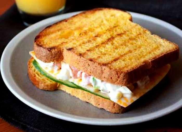 Сэндвич простой рецепт 6