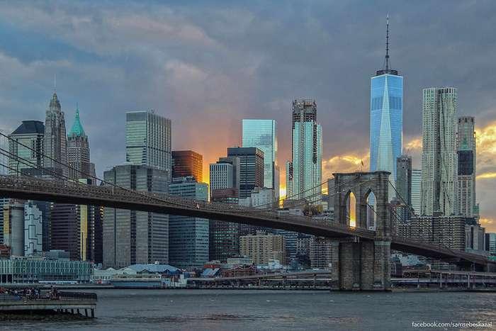 Нью-Йорк. Очень большая фотоистория