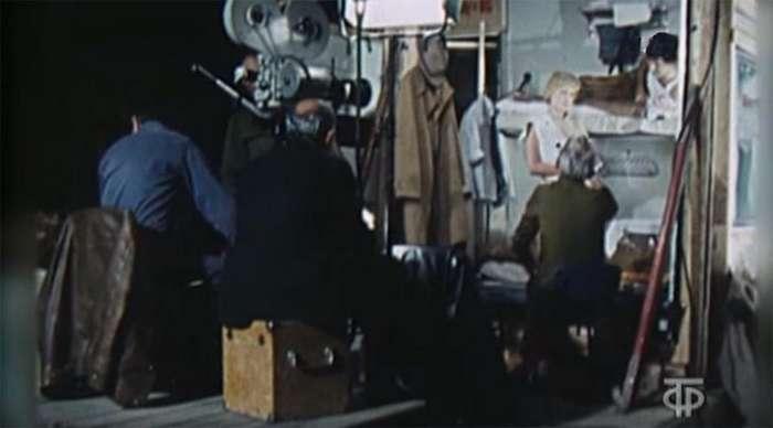 Как снимали фильм -Спортлото-82-