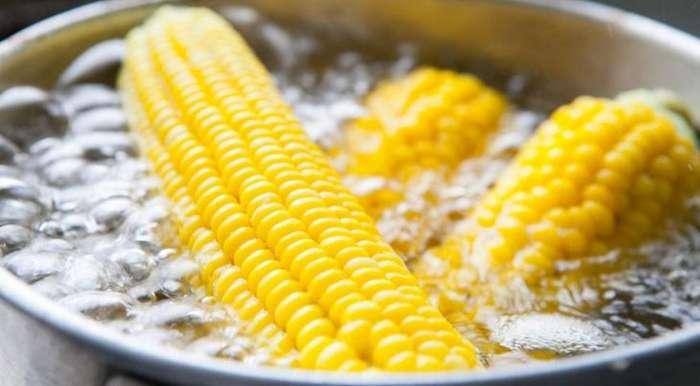 Оказывается, я всегда варила кукурузу не правильно! Это гениально